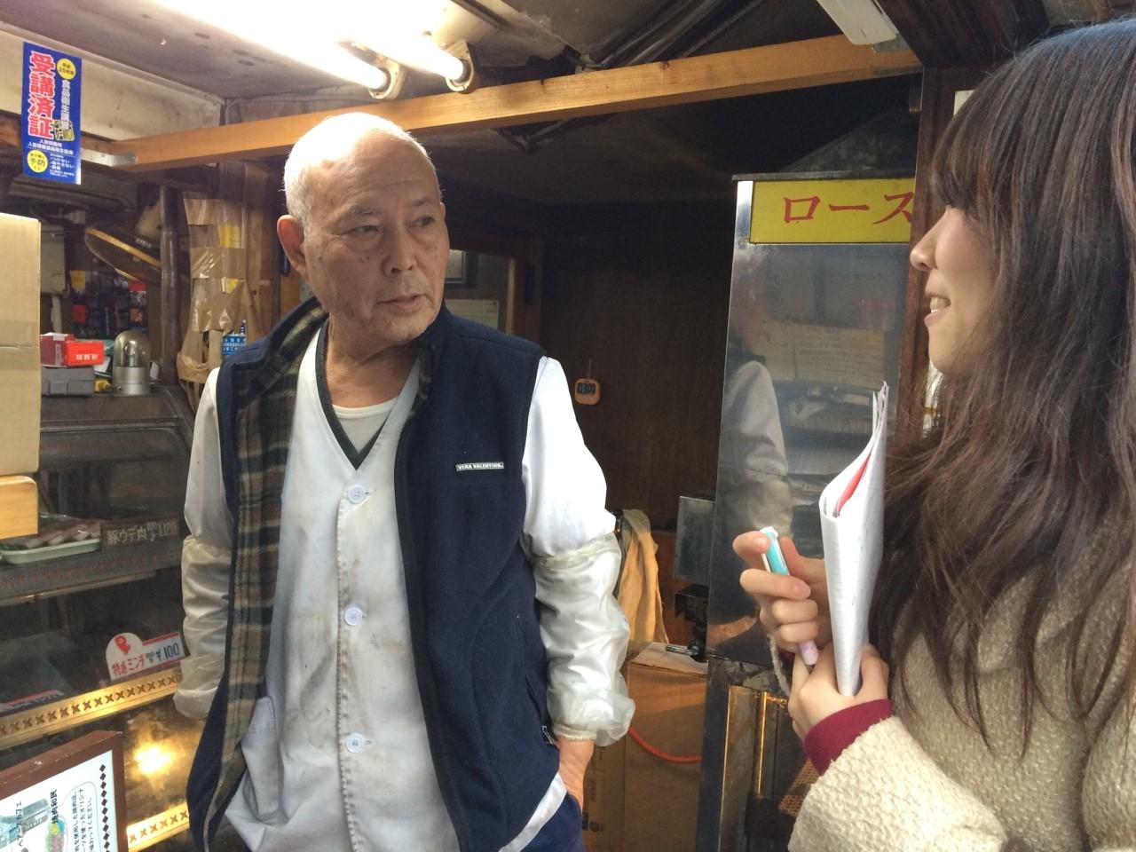 熊本日日新聞に人吉での商店街インターンの記事が掲載されました