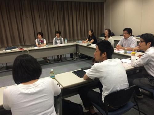 熊本日日新聞にNPO担い手育成事業の記事が掲載されました