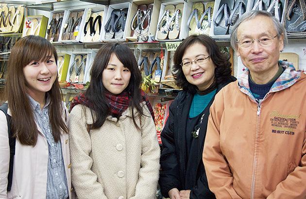 人吉新聞に商店街インターンの記事が掲載されました